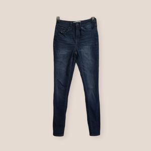 Mudd Jean's leggings high waist size 1
